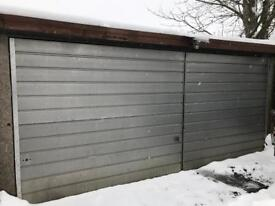 Garage/shed door