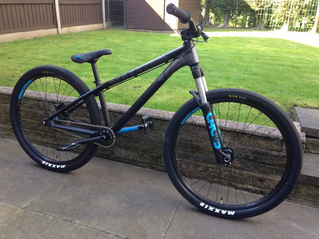 Canyon Stitched 180 Dirt Jump Mountain Bike | in Hinckley ...