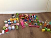 Bundle of various toys