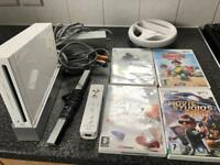 Wii Nintendo bundle