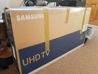 Samsung 40 inch UHD 4K Smart TV - MU6400