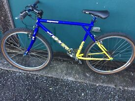 Classic GT Tequesta mountain bike with upgrades. Must be seen...