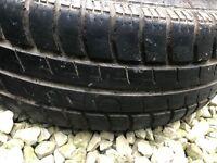 165 60 R14. 2 tyres part worn in good condition, plenty tread left Wheel Rims & Tyres in Southside