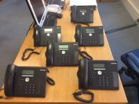 Aastra Office 5370 IP Telephones (bundle of 10) used