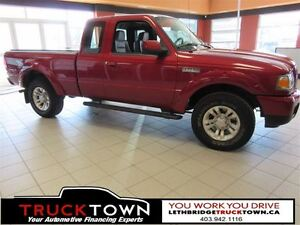 2007 Ford Ranger AMAZING LOW KM RANGER 4X4