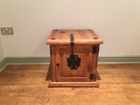 Coffee Table Chest For Sale