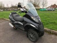 Piaggio MP3 250cc full mot 999£ 07455001081