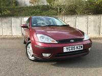 Ford Focus 1.6 petrol, 9 services, 3 owners