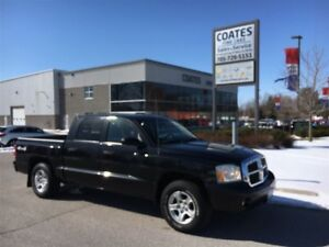 2006 Dodge Dakota SLT 4 x 4~New Rear Shoes & Drums~Ready To Work