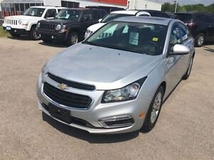 2016 Chevrolet Cruze LT ~ SUNROOF ~ REMOTE START London Ontario image 9