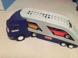 Little Tykes Large Car Transporter