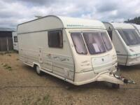 4 BERTH AVONDALE DART WITH MORTOR MOVER AND AWNING WE CAN DELIVER
