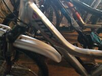 Trek and GT boys bikes good condition