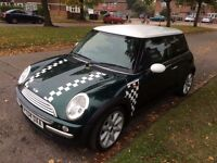 mini cooper 2004 spares/repairs read ad £775 ono