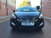 2014 Hyundai i30 1.4 Active 5dr Black Only 22K Mileage Part Ex Welcome