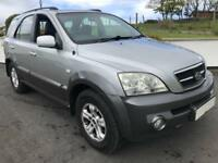 KIA SORENTO 4X4 2.5 CRDI ***MOT MARCH 2019***