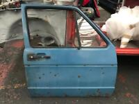 Golf Mk1 tintop caddy and Cabriolet doors based in Birmingham can post breaking