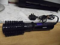 Babyliss BIG HAIR rotating brush with out box