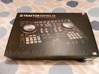 Native Instruments Traktor Kontrol S4 MK2 - Brand New In Box