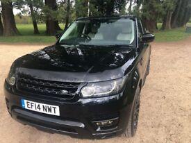 Range Rover Sport Land Rover 2014