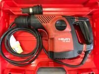 HILTI 110v TE300 AVR SDS HAMMER BREAKER GUN