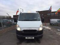 IVECO DAILY LWB 72K MILES RECOVERY/TRANSPORTER TRUCK