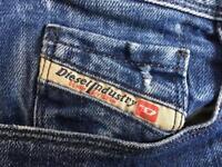 Genuine Diesel jeans W28 L32 RRP £160