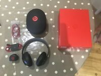 Beats Studio 2.0 Mint Condition. All Original accessories.