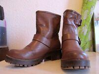 Rocket Dog boots - Size 4 / 37 (Hardly worn)