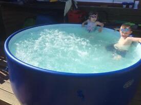 For Sale Lay Z Spa Monaco Hot Tub Jacuzzi - Good Condition - £400 For Quick Sale