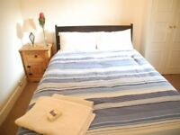 Beautiful double rooms in Leith