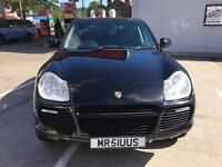 Porsche cayenne 4.5 v8 LPG GAS CHEAP TO RUN FULL SERVICE HISTORY