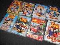 postman pat dvds [bundle] vgc