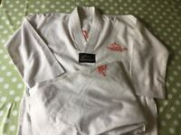Size 0 Official Child's Tae Kwon Do Dobok
