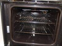 zanussi built in single oven