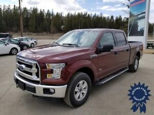 "2016 Ford F-150 XLT Supercrew 157"" WB 4X4 w/6.5' Box, Bluetooth"