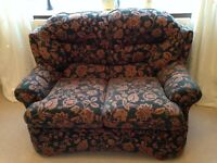 settee - Two seater sofa very good quality in excellent condition