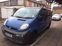 Vauxhall Vivaro Day Van Camper Conversion - Like a VW T5 - officially registered with the DVLA