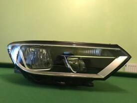 Genuine VW Passat B8 Drivers Side Headlight 2016-2017-