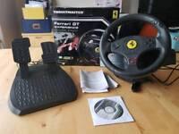 Thrustmaster Ferrari GT Experience V.3 Feedback Racing wheel