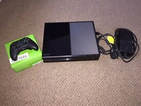 Microsoft Xbox One 500 GB Black Console with bundle