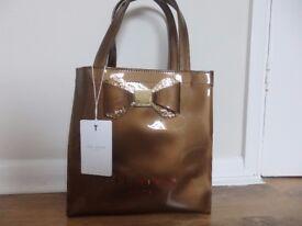 New! Ted Baker shopper bag
