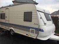 Hobby caravan 460 ufe 2002