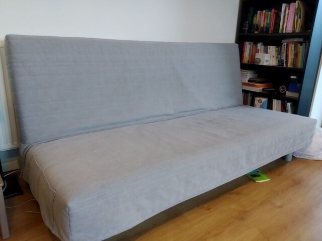 Outstanding Ikea Beddinge Three Seat Sofa Bed With Storage And New Mattress In London Gumtree Machost Co Dining Chair Design Ideas Machostcouk