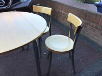John Lewis kitchen table and chairs