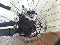 Hope brakes 200mm