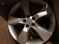 4 Alloy wheels great condition