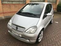 Mercedes A170 cdi low mileage, lady owner, fully serviced