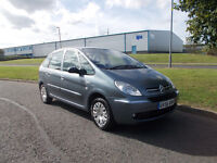 CITROEN XSARA PICASSO 1.6 HDI DIESEL DESIRE MPV GREY 2006 BARGAIN ONLY 495 *LOOK* PX/DELIVERY