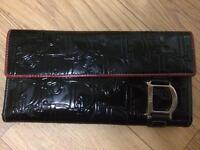 Fake Christian Dior black purse
